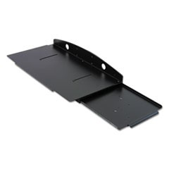 Keyboard Tray, 8.5w x 18d, Black