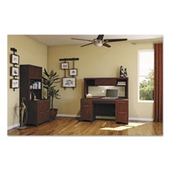 Enterprise Collection 60W Low Hutch, Harvest Cherry