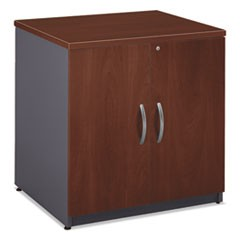 Series C Collection 30W Storage Cabinet, Hansen Cherry