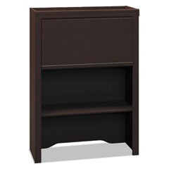 Enterprise Collection 30W Lateral File Hutch, Mocha Cherry