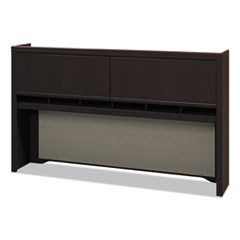 Enterprise Collection 72W Tall Hutch, Mocha Cherry (Box 2 of 2)