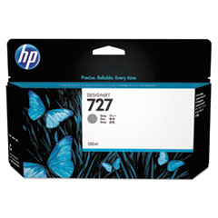 HP 727, (B3P24A) Gray Original Ink Cartridge