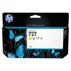 HP 727, (B3P21A) Yellow Original Ink Cartridge