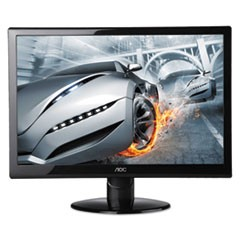 "TFT Active Matrix LED Monitor, 27"", In-Plane Switching"
