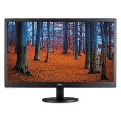 TFT Active Matrix LED Monitor, 1600 x 900 Resolution, 20""