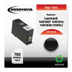 Remanufactured 14N1607 (150XL) High-Yield Ink, Black