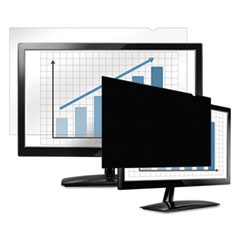 "PrivaScreen Blackout Privacy Filter for 23.6"" Widescreen LCD, 16:9 Aspect Ratio"