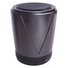 Hot Joe Portable Speaker, Gray
