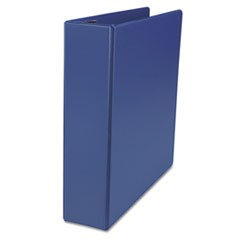 "D-Ring Binder, 2"" Capacity, 8-1/2 x 11, Royal Blue"