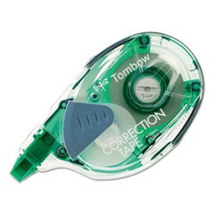 "MONO Refillable Correction Tape, 1/6"" x 472"""