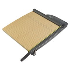 "ClassicCut Pro Paper Trimmer, 15 Sheets, Metal/Wood Composite Base, 18"" x 18"""