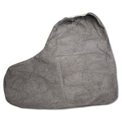 Tyvek FC Boot Cover, 16 in., One Size Fits Most, Gray, 100/Carton