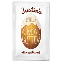 Vanilla Almond Butter, 1.15 oz Squeeze Pack, 10/Box