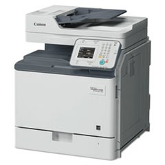 Color imageCLASS MF810Cdn Multifunction Laser Printer, Copy/Fax/Print/Scan