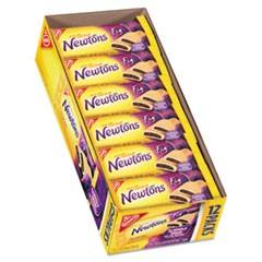 Fig Newtons, 2 oz Pack, 12/Box