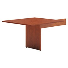 BL Laminate Series Rectangle-Shape Modular Table End, 48 x 44 x 29.5, Med Cherry