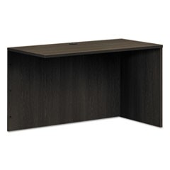 BL Series Return Shell, 48 1/4w x 24d x 29h, Espresso