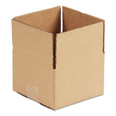 Brown Corrugated - Fixed-Depth Shipping Boxes, 18l x 14w x 12h, 20/Bundle