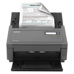 Workhorse PDS-5000 High-Volume Color Desktop Scanner w/Duplex, 600 x 600 dpi