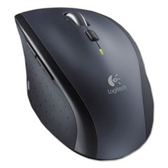 M705 Marathon Wireless Laser Mouse, Black