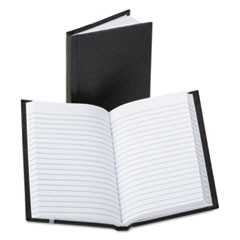 Pocket Size Bound Memo Book, Ruled, 5 1/4 x 3 1/4, White, 72 Sheets