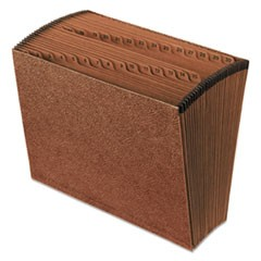 Redrope Open Top Indexed Expanding File, 31 Pockets, Letter, Redrope