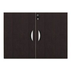 "Valencia Series Cabinet Door Kit For All Bookcases, 31 1/4"" Wide, Espresso"