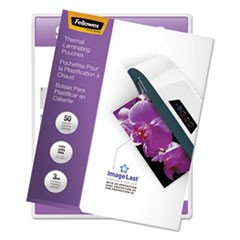 ImageLast Laminating Pouches with UV Protection, 3mil, 11 1/2 x 9, 50/Pack
