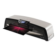 Fellowes Voyager 125 Laminator , 12  Max Document Width, 10 Mil Max Document Thickness