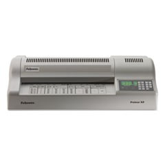 Fellowes Proteus 125 Laminator, 12  Max Document Width, 10 Mil Max Document Thickness