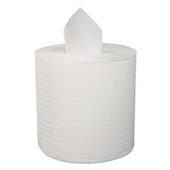 "Center-Pull Roll Towels, 2-Ply, 10""W, 600/Roll, 6/Carton"