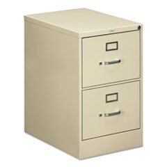 510 Series Two-Drawer, Full-Suspension File, Legal, 29h x25d, Putty