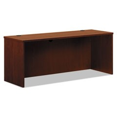 BL Series Credenza Shell, 72w x 24d x 29h, Medium Cherry