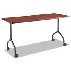 Impromptu Series T-Leg Table Base, Steel, 5 1/4w x 5 1/4d x 28h, Black