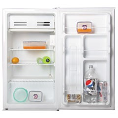 3.3 Cu. Ft. Refrigerator with Chiller Compartment, White