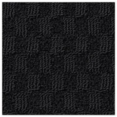 Nomad 6500 Carpet Matting, Polypropylene, 72 x 120, Black