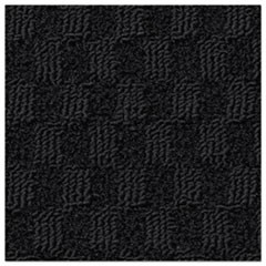 Nomad 6500 Carpet Matting, Polypropylene, 48 x 72, Black