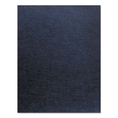 Linen Texture Binding System Covers, 11 x 8-1/2, Navy, 200/Pack