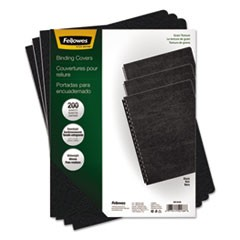 COVER,GRAIN,TEX,200/PK,BK