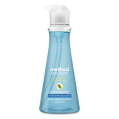 Dish Soap, Sea Minerals, 18 oz Pump Bottle