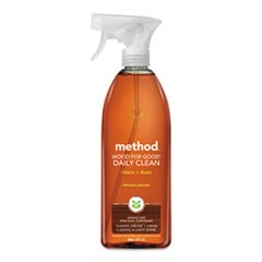 Wood for Good Daily Clean, 28 oz Spray Bottle, 8/Carton