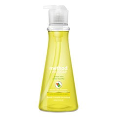 Dish Soap, Lemon Mint, 18 oz Pump Bottle