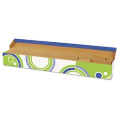 File 'n Save System Trimmer Storage Box, 39-1/2 x 5 x 5, Bright Stars Design
