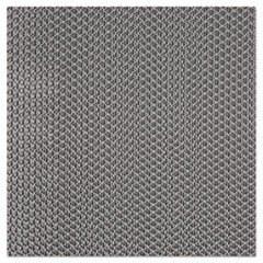 Nomad 6250 Z-Web Medium-Traffic Scraper Matting, 36 x 60, Gray