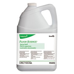 Spray Buff, 1gal Bottle, 4/Carton