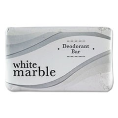 Individually Wrapped Deodorant Bar Soap, White, 2.5oz Bar, 200/Carton