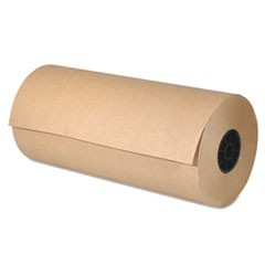 Bleached Kraft Paper, 30 in x 720 ft, White
