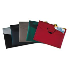 Expandables Six-Pocket Expanding File, Letter, Assorted