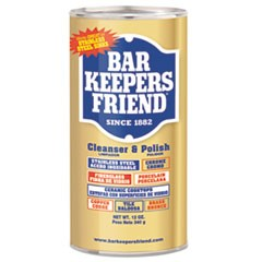 Powdered Cleanser and Polish, 12 oz Can, 12/Carton