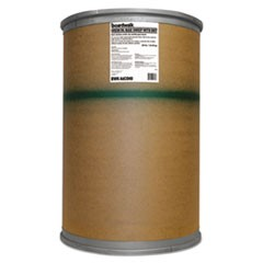 Oil-Based Sweeping Compound, Grit, Green, 300lbs, Drum